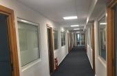 Cristiana Business Center spatii de birouri de inchiriat Brasov central imagien hol