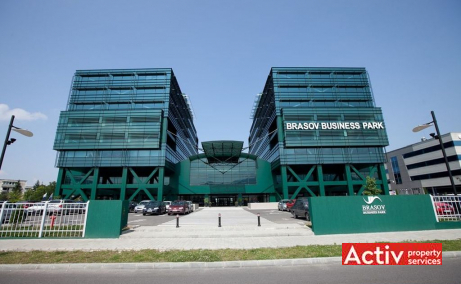 Offices for rent in Brasov Business Park