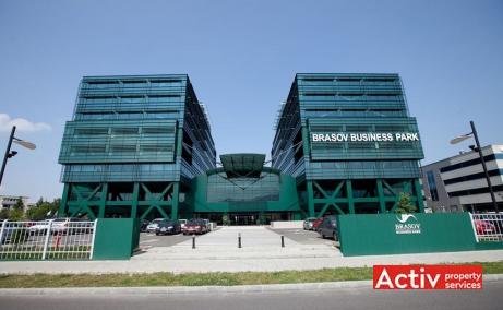 Birouri de inchiriat in Brasov Business Park
