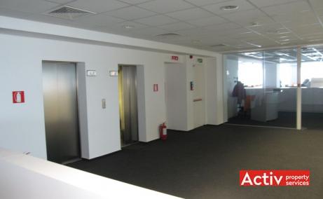 Brasov Business Park birouri de inchiriat Brasov sud imagine hol acces
