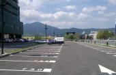 Brasov Business Park spatii de birouri de inchiriat Brasov sud poza parcare