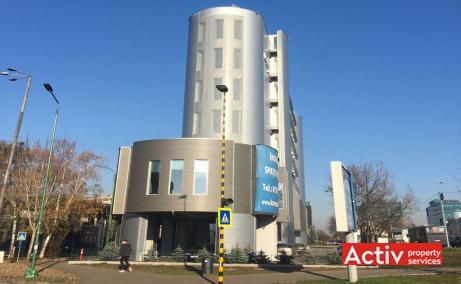 Kronsoft spatii de birouri de inchiriat Brasov sud poza fatada