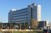 Kronsoft spatii de birouri de inchiriat Brasov sud poza cladire