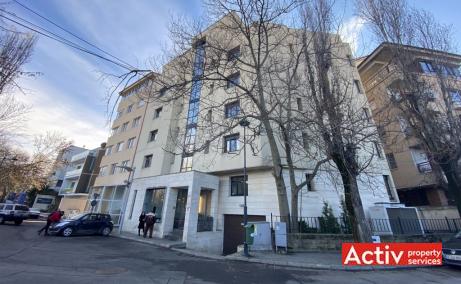 Tanora Offices birouri de inchiriat Bucuresti nord poza cale de acces