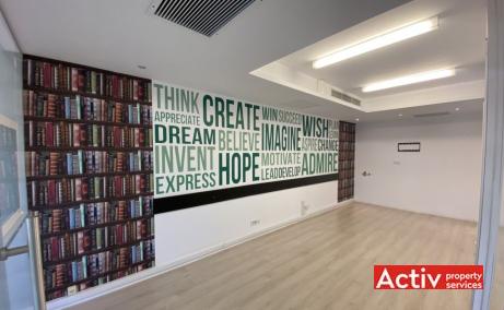 Tanora Offices spatii de birouri de inchiriat Bucuresti nord poza interior