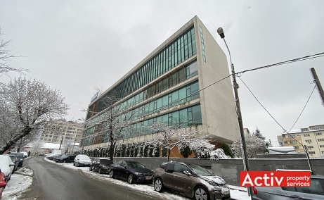 Caramfil 25 spatii de birouri de inchiriat Bucuresti nord poza laterala