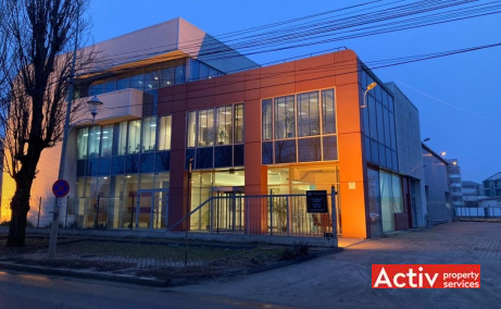 Offices for rent in Metalurgiei 81B