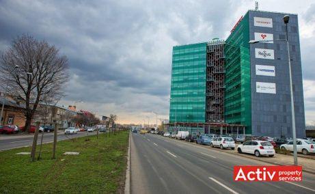 Green Gate birouri de închiriat București central bd Tudor Vladimirescu
