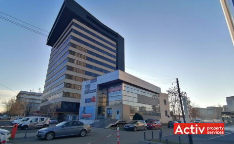 Offices for rent in Dimitrie Pompeiu 6C
