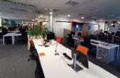 Green Court birouri de inchiriat Bucuresti nord imagine interior