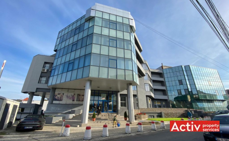 Offices for rent on Brailei Street, Targu Mures