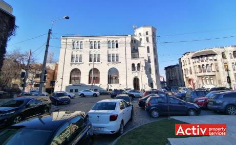 Girexim Business Center spatii de birouri de inchiriat Bucuresti central poza parcare
