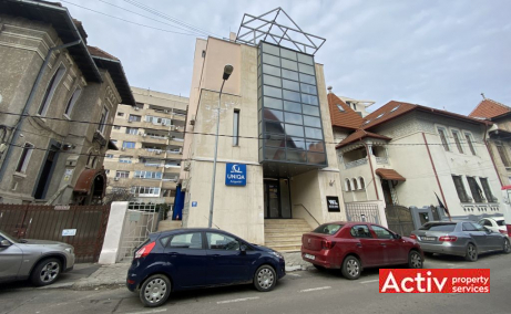 Offices for rent in Alexandru Philippide 9B