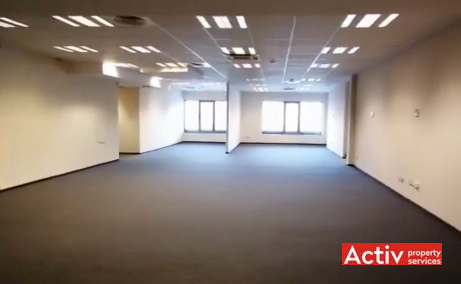 Riverside Tower inchiriere birouri Bucuresti vest imagine interior cladire