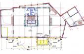 Riverside Tower inchiriere birouri Bucuresti vest imagine plan