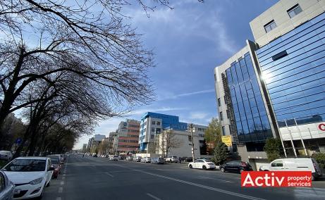 Caramfil 69 spatii de birouri de inchiriat Bucuresti nord poza laterala