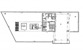 Allianz Tiriac spatii birouri Brasov central plan etaj curent