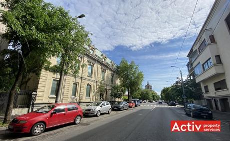 Ferdinand 21 spatii de birouri de inchiriat Bucuresti central poza cale de acces