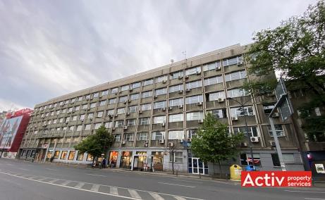 Offices for rent in Calea Dorobantilor 103-105