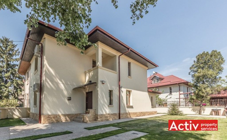 Offices for rent in Teodor Dragu 12