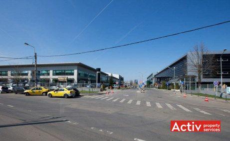 Iride Business Park birou de închiriat București nord fotografie stradală Dimitrie Pompeiu