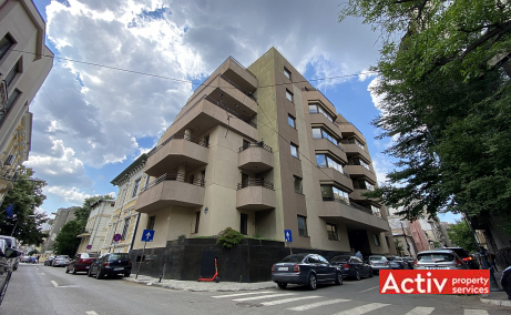 Offices for sale in Thomas Masaryk 19
