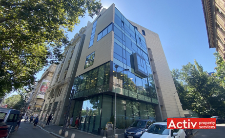 Offices for rent in Balcescu 17A