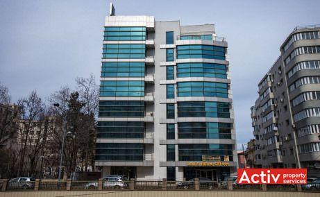 Louis Blanc Office Building - fațada clădirii