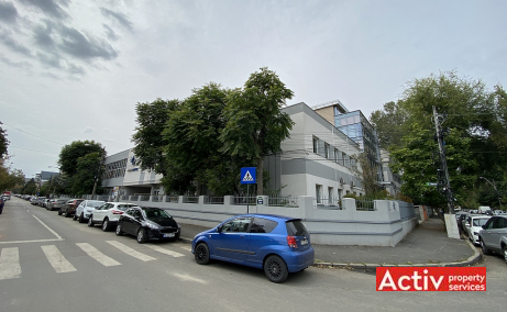 Offices for rent in Cyrom Business Park