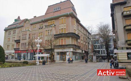 Victoriei Offices spațiu de birouri Timișoara Piața Victoria strada Goethe