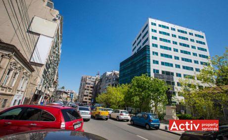 Maria Rosetti Tower birouri de închiriat București central stradă Maria Rosetti
