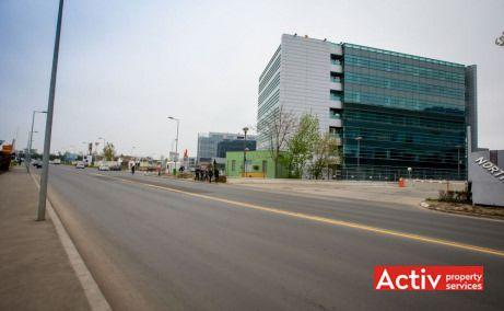 North Center birouri de închiriat în București, imagine din Bd Pipera