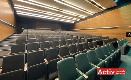 Platinum Business & Convention Center spații birouri imagine amfiteatru