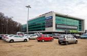 Platinum Business & Convention Center birouri de închiriat încadrare în zonă