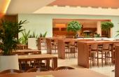 Platinum Business & Convention Center spații birouri lângă aeroport imagine food court