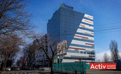 RAMS Center birouri de închiriat București perspectivă de ansamblu