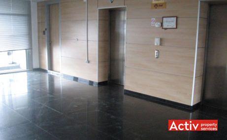 RAMS Center spații de birouri metrou fotografie interior