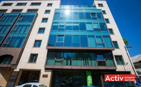 Unimed Business Center închiriere birouri centru imagine de ansamblu