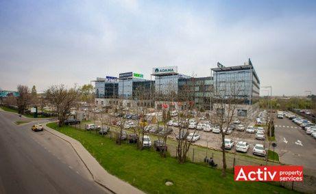 Victoria Park închirieri birouri aeroport Băneasa fotografie încadrare în zonă