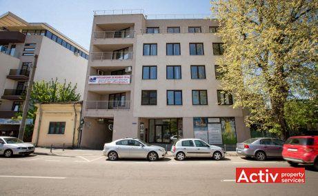 Polonă 95-99 închiriere birouri centru imagine stradală