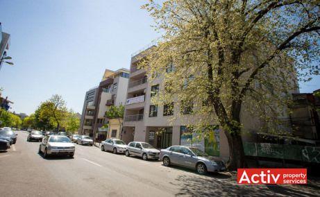 Polonă 95-99 spații birouri zona centrală vedere încadrare în zonă