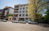 Polonă 95-99 spații birouri centru vedere fațadă