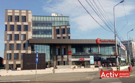 Oradea Plaza spații de birouri Oradea imagine fațadă