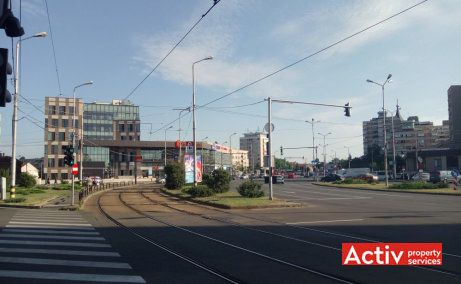 Oradea Plaza spații de birouri Oradea imagine de ansamblu