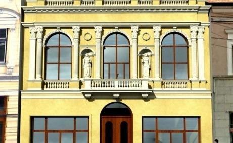 Piață Unirii 24 spații birouri Cluj vedere stradală