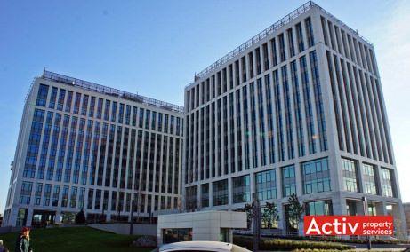 Birouri de închiriat în Timpuri Noi Square -clădirile 1 și 2