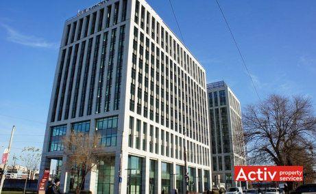 Timpuri Noi Square închiriere birouri zona centrală fotografie laterală