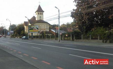 Proprietate de excepție în centru Sibiu birouri de închiriat Sibiu încadrare în zonă