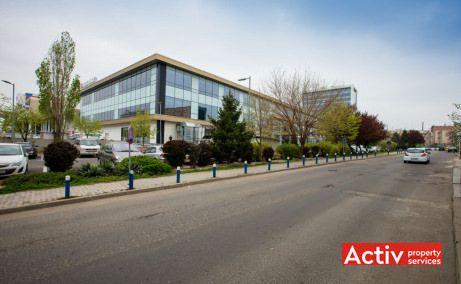 PLAZA ROMÂNIA OFFICES birouri București vedere stradală