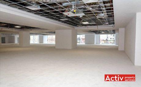 PLAZA ROMÂNIA OFFICES închirieri birouri metrou Lujerului open space interior